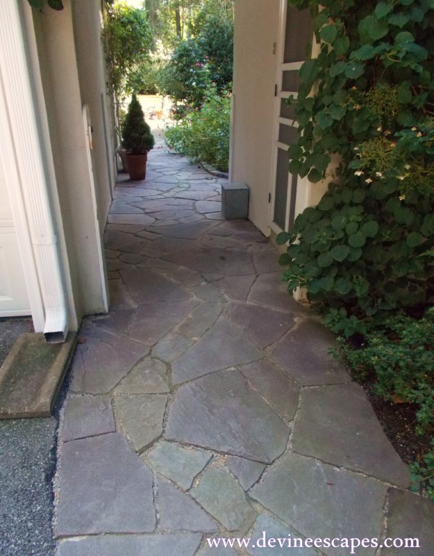 Flagstone Natural Stone Steps Seattle