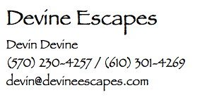 Devine Escapes