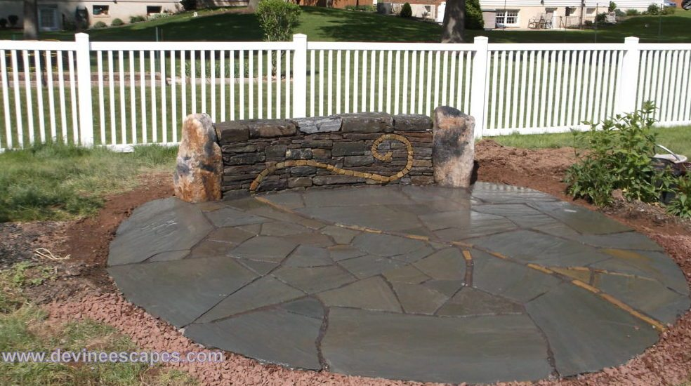 artistic landscaping
