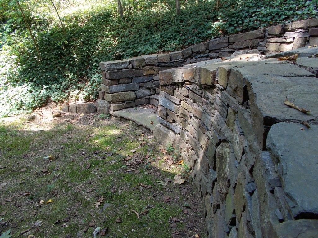 best dry stone steps