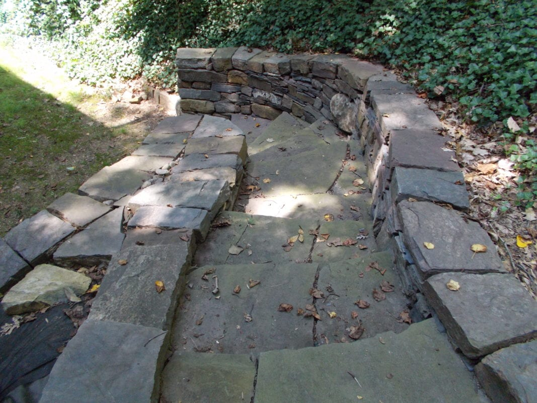 Dry Stone Steps Devine Escapes