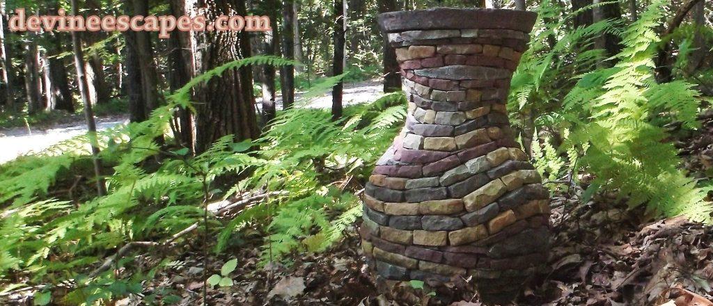 visionary garden art