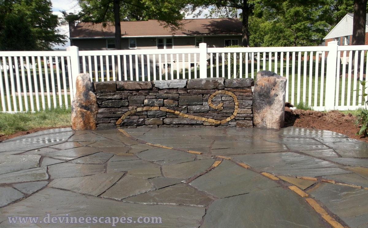 Dry Stone Sculpture