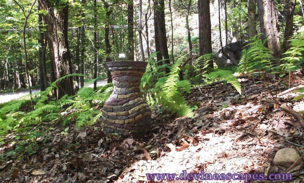 stone sculptures Vase
