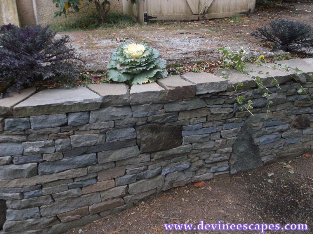 Dry Stone Walls Retaining Walls Dry Stone Masonry