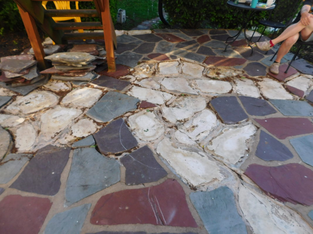concept art and up ing patio repair Devine Escapes
