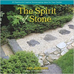 gardening book about stone
