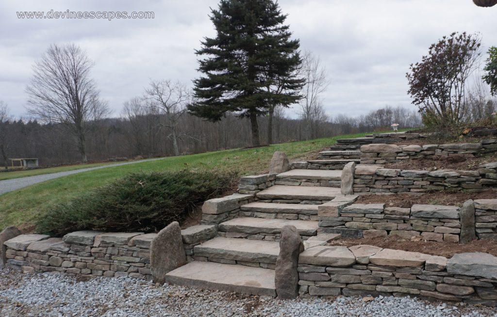 Dry Stone Steps Devine Escapes