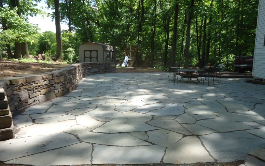 Do You Follow Your Own Guidelines For Flagstone Installation